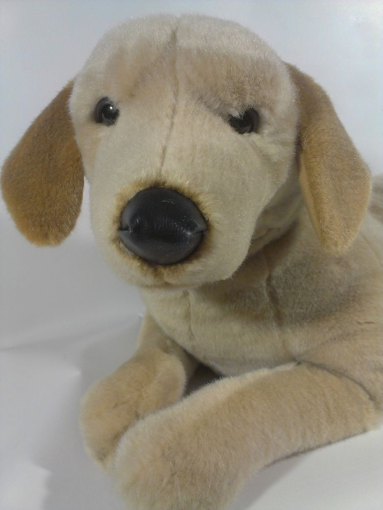 RARE Animal MAJESTY Labrador Retriever Stuffed Animal