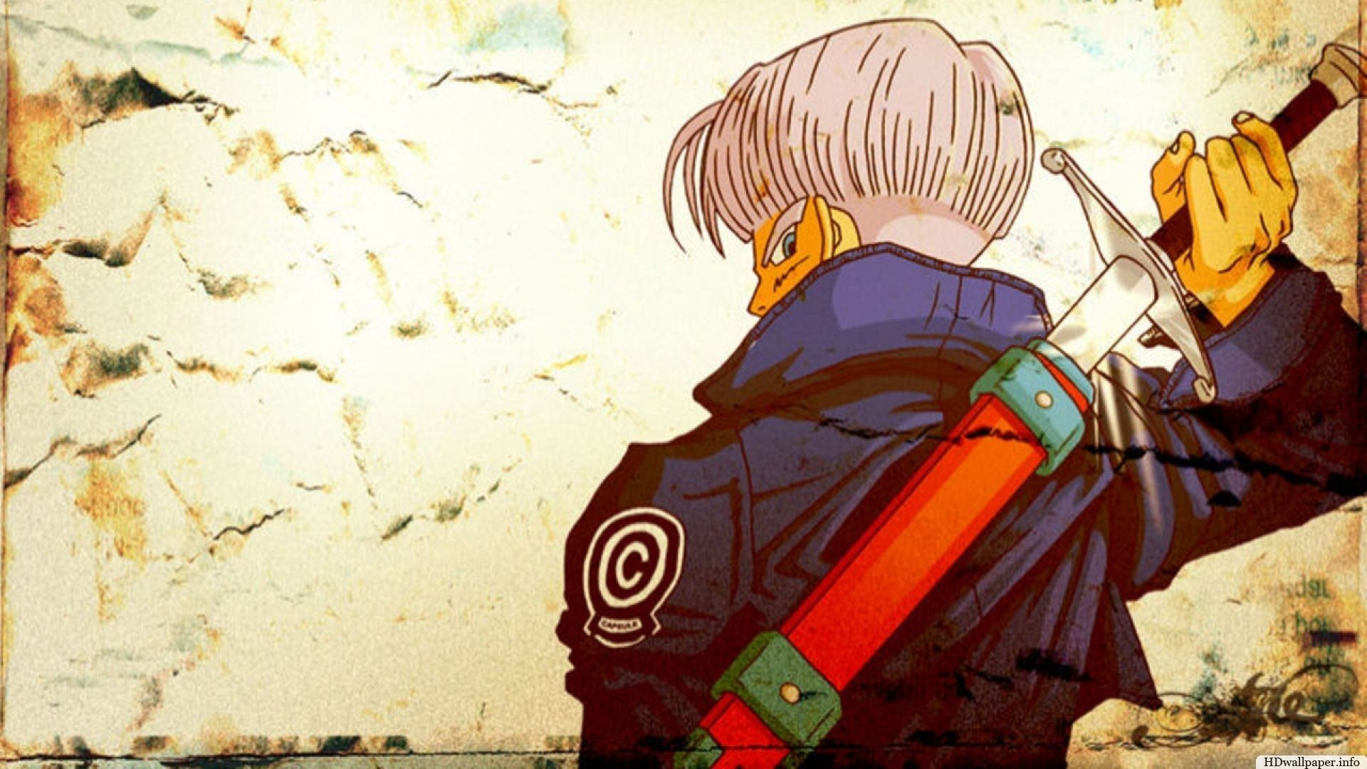 10 Best Dragon Ball Z Trunks Wallpaper Full Hd 1080p For Pc