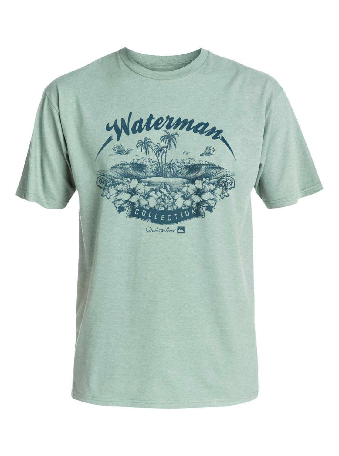 Mens Paradise Island Tee   Surf outfit, Tees, Men