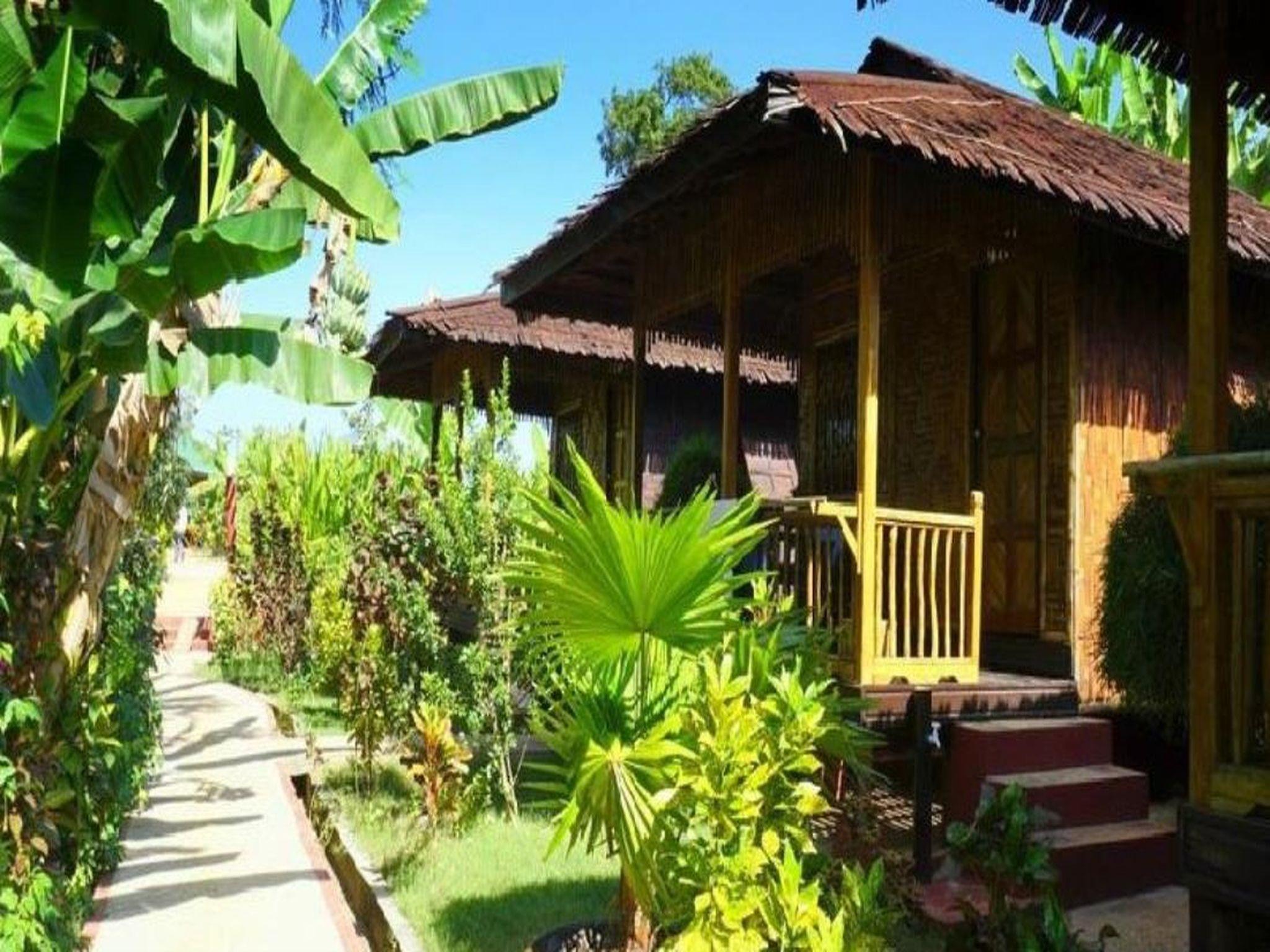 Chaungtha Beach Hill Garden Hotel Myanmar, Asia Ideally located in ...