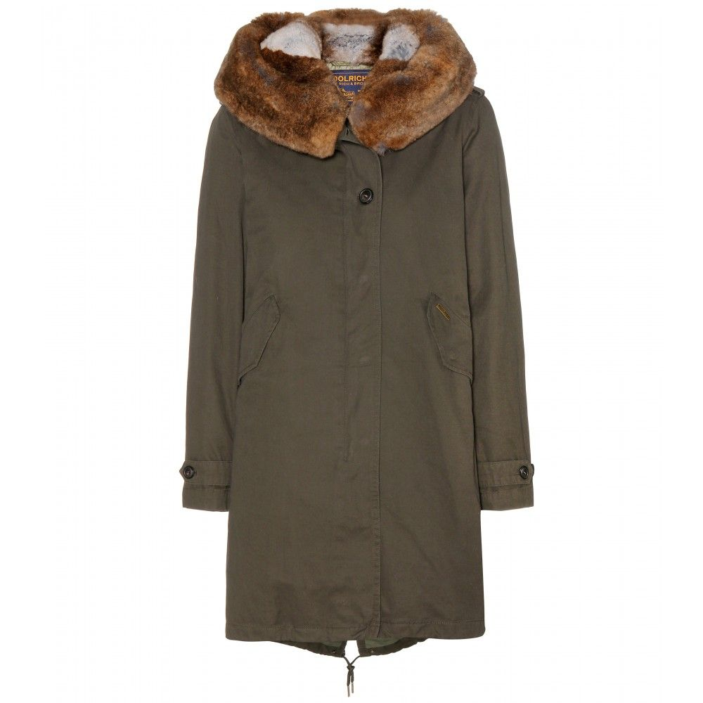 mytheresa.com - W's Literary Rex Eskimo Parka - Knielang - Mäntel - Kleidung - Luxury Fashion for Women / Designer clothing, shoes, bags