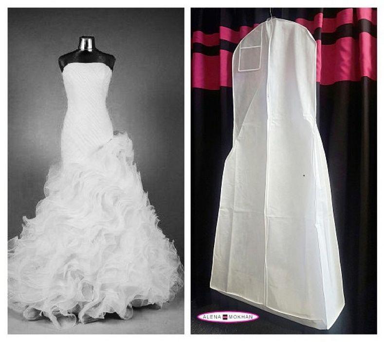 Gown Garment Bag | Dresses and Gowns Ideas | Pinterest | Garment ...