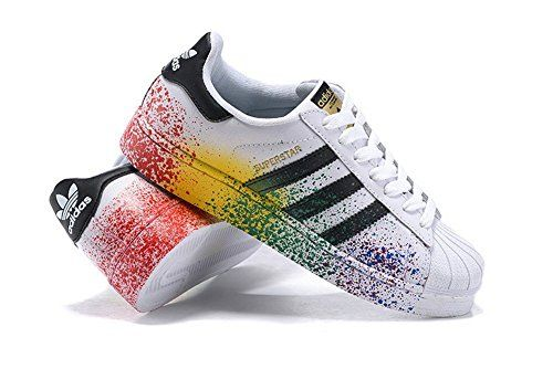 competitive price 00afd a74ed ... Sneakers femme - Adidas Superstar Rose Gold - Adidas Shoes for Woman ...