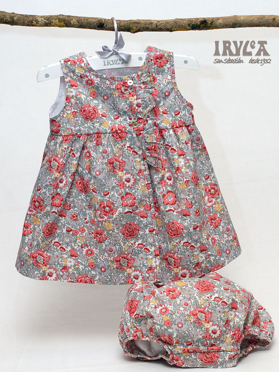 moda infantil irulea