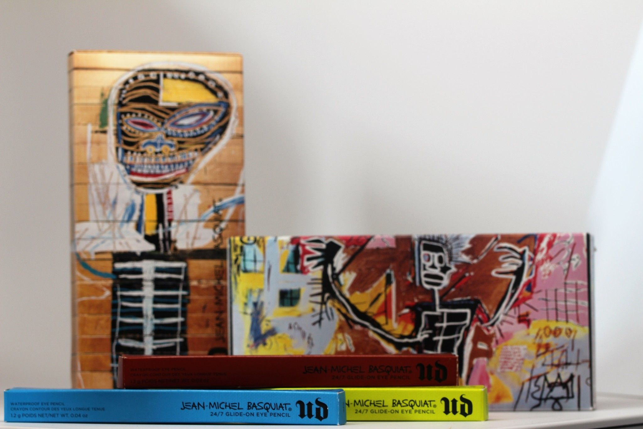 Urban decay x basquiat more from the collaboration for eyes