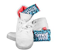 SmellWell é produto revolucionário que não esconde  apenas os maus  odores como vai à origem do problema e elimina-o. Ao absorver a humidade do ar, cria um ambiente desfavorável às bactérias, que criam mau cheiro, e estas não são capazes de sobreviver, pelo que o odor desagradável é substituido pela frangância presente em cada SmellWell.