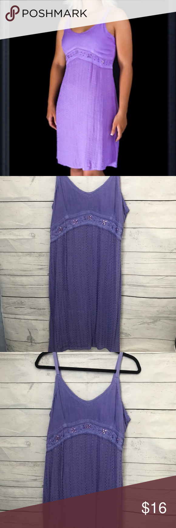 906baa94c9ee Raya Sun lavender Sun Dress This bright Lavender Sequined Summer Dress is  perfect for the beach