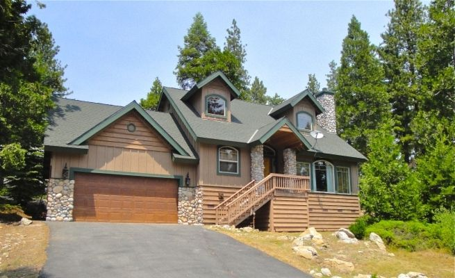 Enjoy The Comforts Of The O Connor Cabin At Shaver Lake Ca Vacation