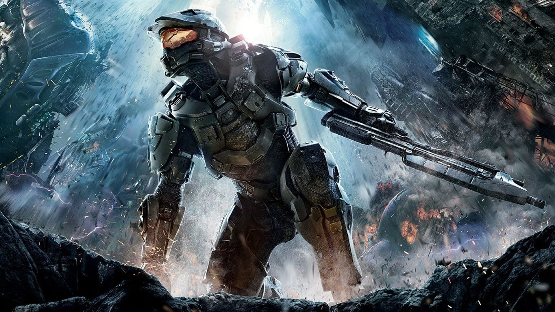 halo wallpaper hd by ockre on deviantart 1920 1080 halo 4 wallpapers