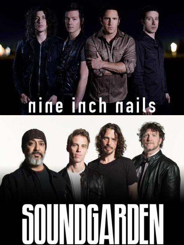 Nine Inch Nails and Soundgarden Joint Concert Dates Announced