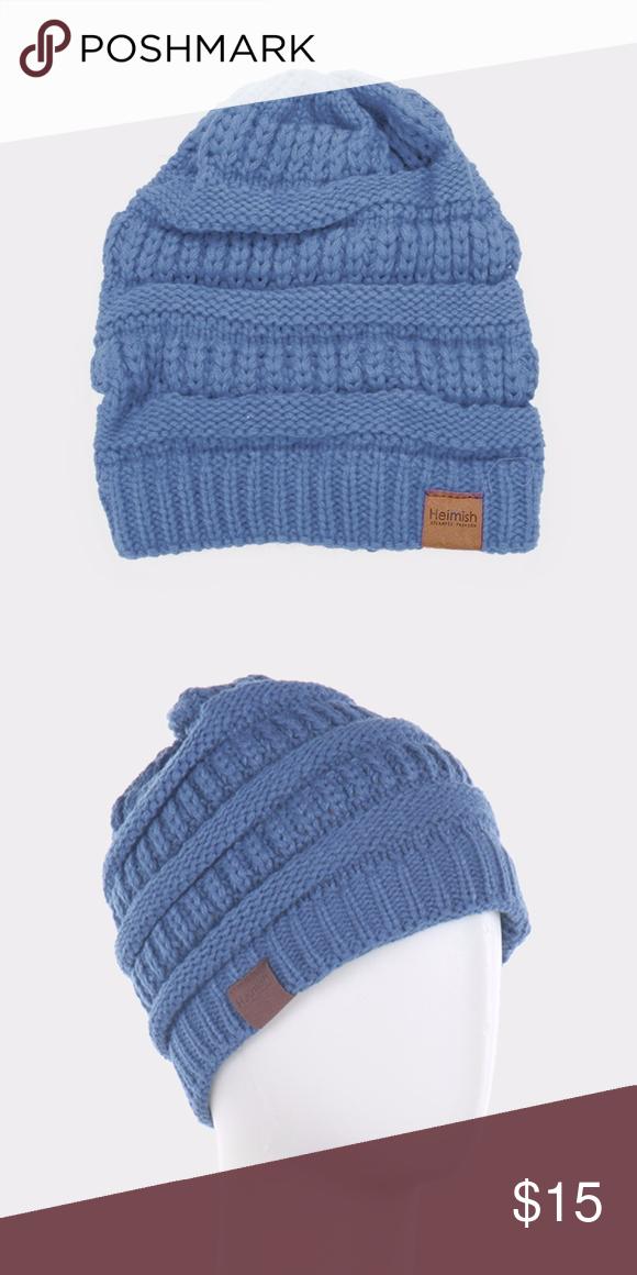 635e8beb9c9 Warm Soft Knit Beanie