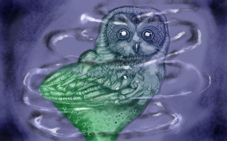 """Give me feedback on """"Night Owl"""", a work-in-progress on @Behance :: http://be.net/wip/1550209/2652665"""