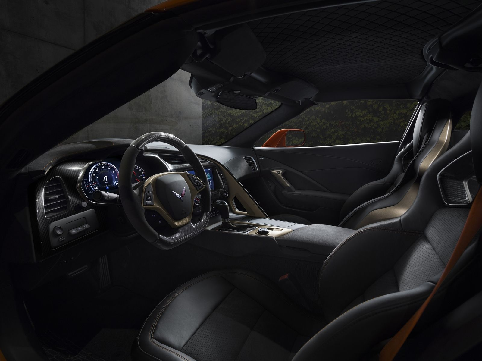 2019 Chevrolet Corvette ZR1: Here It Is, In All Its 755 HP Glory