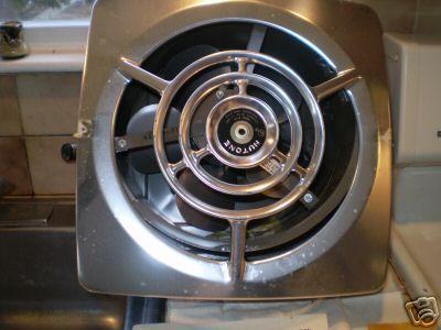 Vintage Nutone Exhaust Fan Cover Exhaust Fan Kitchen Exhaust