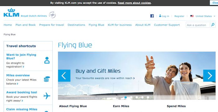 KLM Sign Up Register for (With images) Signup