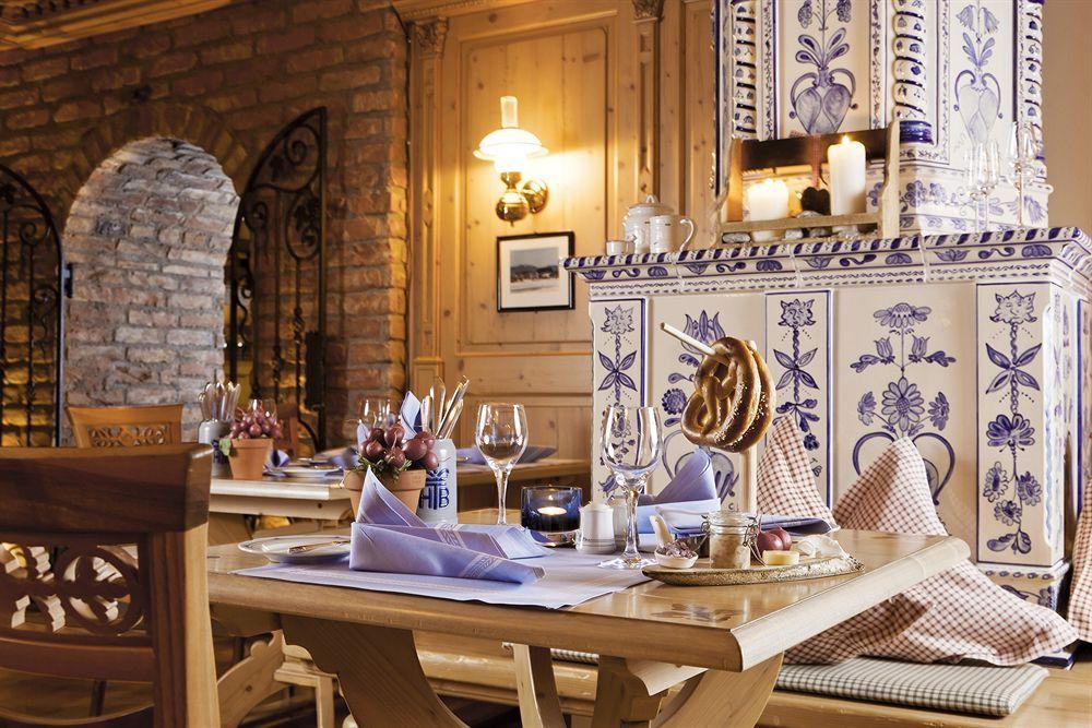 Althoff Seehotel Uberfahrt In Rottach Egern Hotel Tegernsee Restaurant