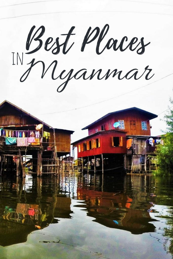 The Best Myanmar Itinerary  A Simple Budget Guide  Simple The O