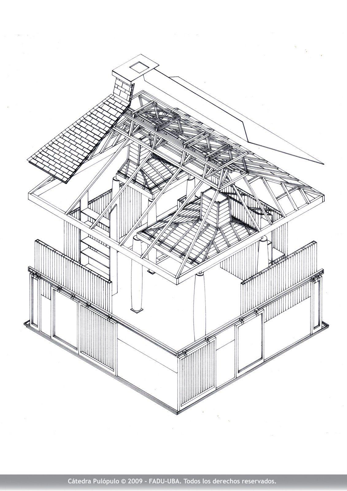 Charles W Moore Moore House 1962 Orinda Architektur Moderne Home Plane Haus