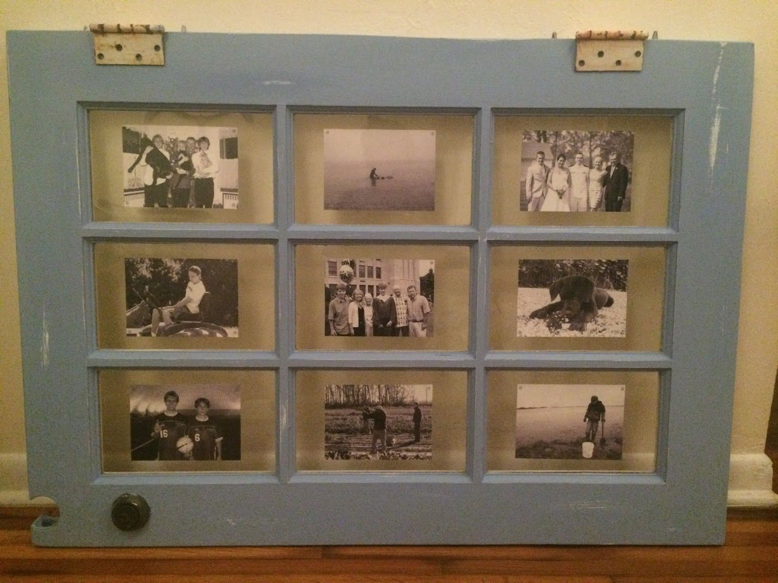 Repurpose an old door into an antique picture frame diy recycle repurpose an old door into an antique picture frame the teal treehouse treasure hunting in miami jeuxipadfo Choice Image