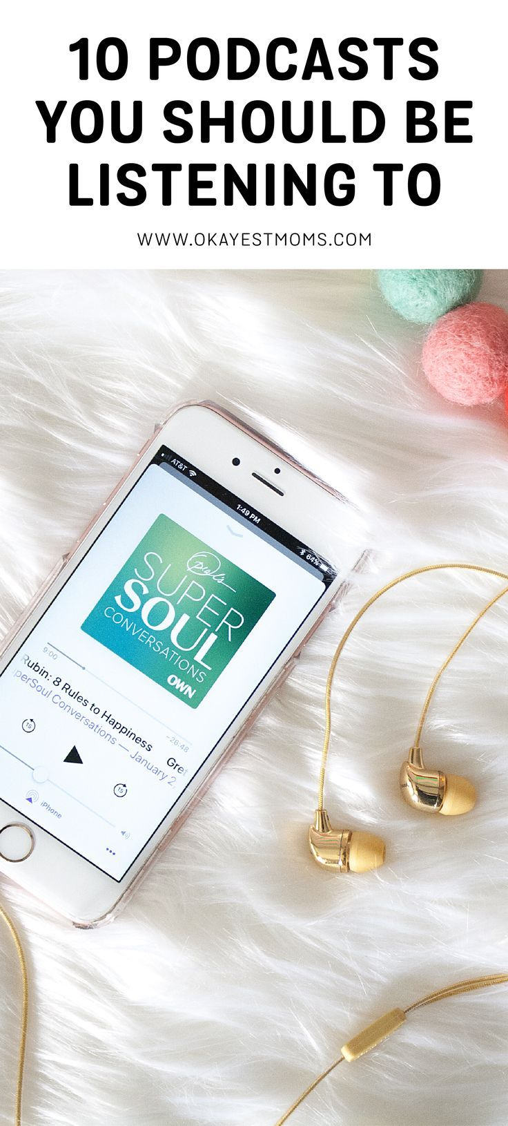 10 more podcasts you should be listening to