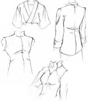 Como Desenhar Roupas Desenhando Roupas De Anime