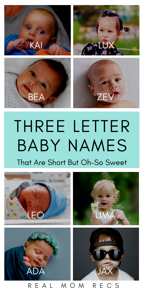 three letter baby names that are short but oh so sweet looking for a