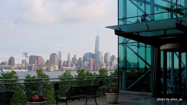 New York City From The Stevens Institute Of Technology In Hoboken Nj Alice Sp Street Scenes Hoboken Places
