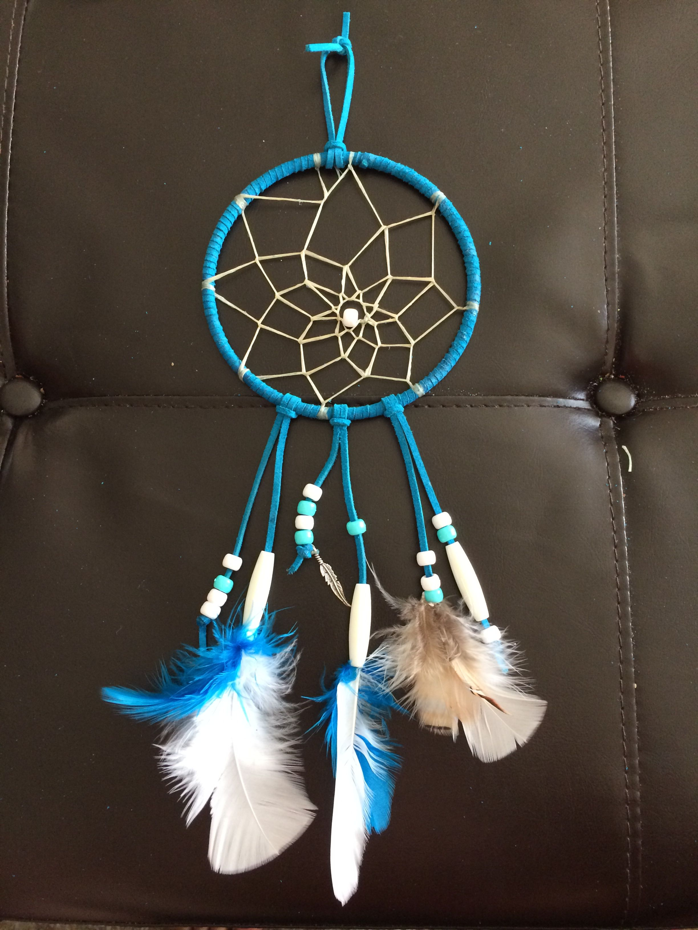 Dreamcatcher kit from michaels i love it