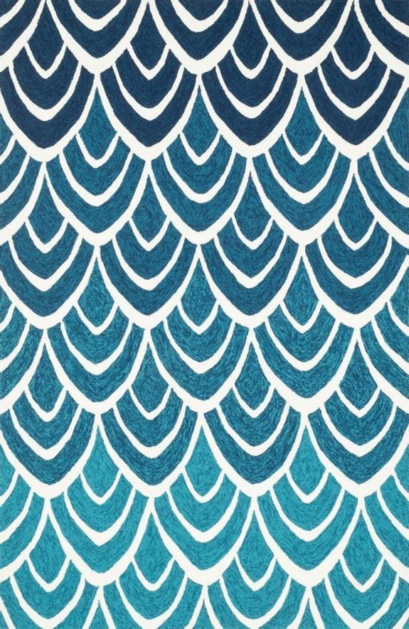 Loloi Venice Beach VB-20 Blue - Multi Area Rug