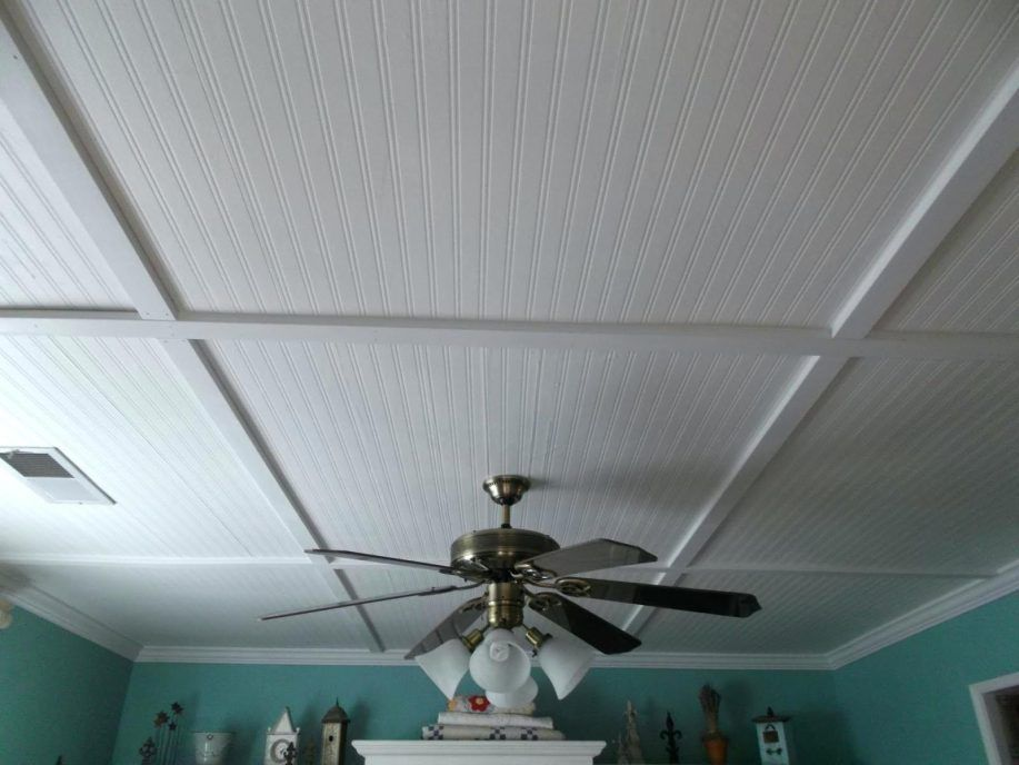 Porch: I A Ceiling Living Cottage Life Vinyl Beadboard ...