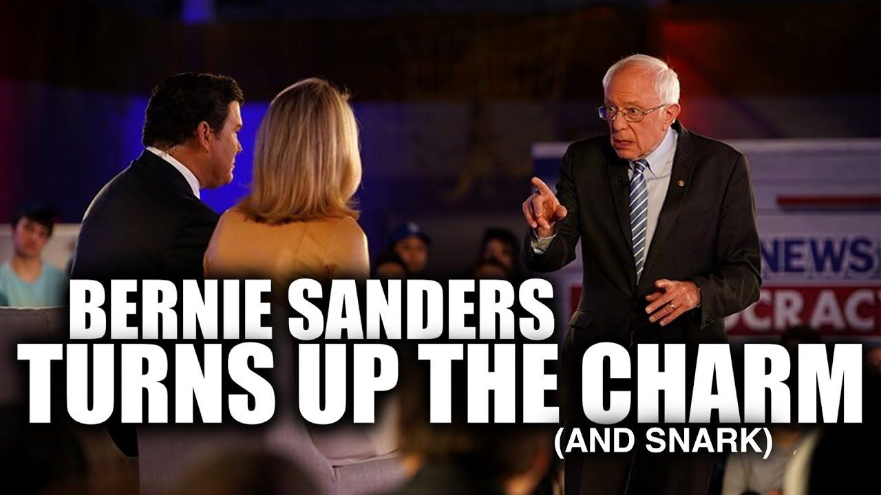 Highlights From Bernie Sanders Town Hall On Fox News In Michigan