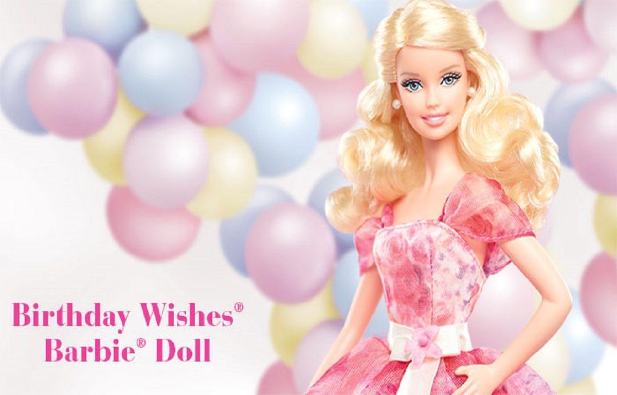 barbie birthday wallpaper - photo #1