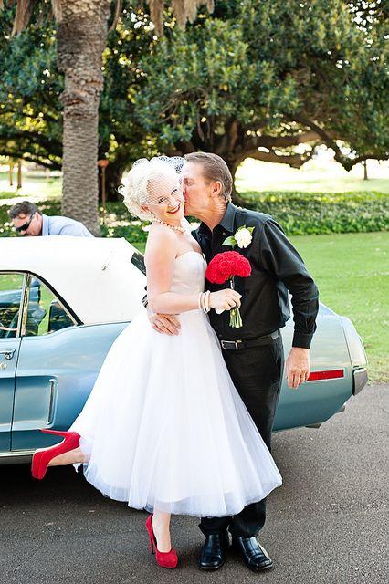 Wedding 18 Of 50 Retro Wedding Retro Wedding Theme Rockabilly Wedding