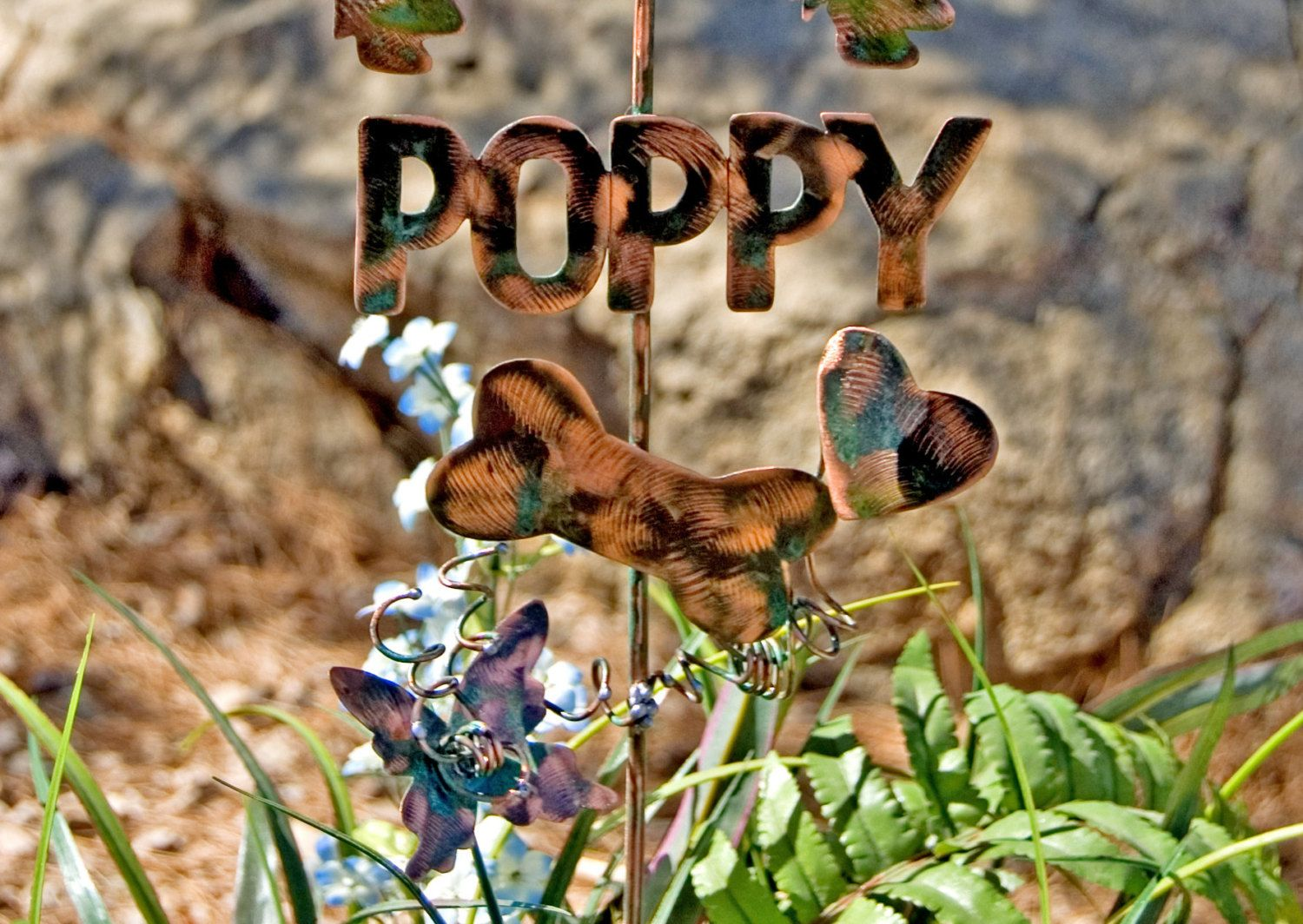 PLACE A CUSTOM ORDER / Garden Stake / Name Sign / Dog Or Cat / Pet ...