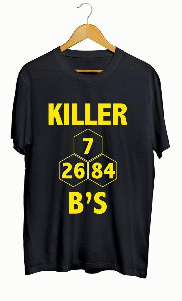 43b2cdeea Pittsburgh Steelers Killer B s Ben Roethlisberger  Brown Bell T-Shirt – Ourt
