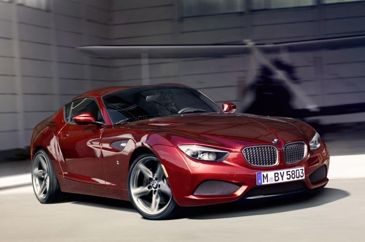 BMW Unveils Zagato Coupé