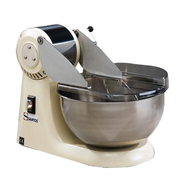 Pétrin mélangeur SANTOS 18 / Fonctionne comme un pétrin de boulanger ...