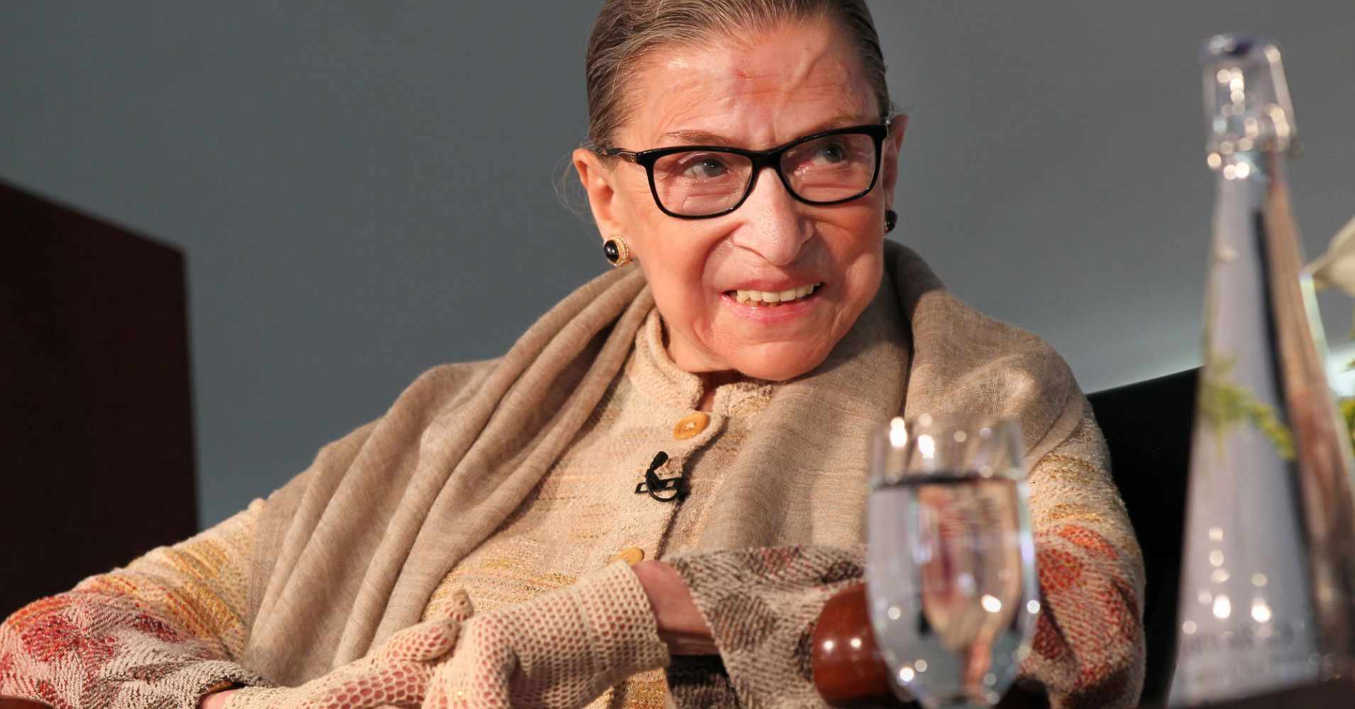 Supreme Court Justice Ruth Bader Ginsburg 85 Breaks Ribs