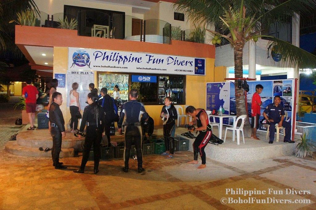 Dive Shop Philippines