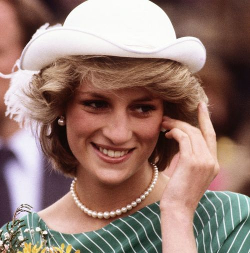 Princess Diana in New Zealand | Princess Diana in New Zealand, April 18, 1983 in John Boyd