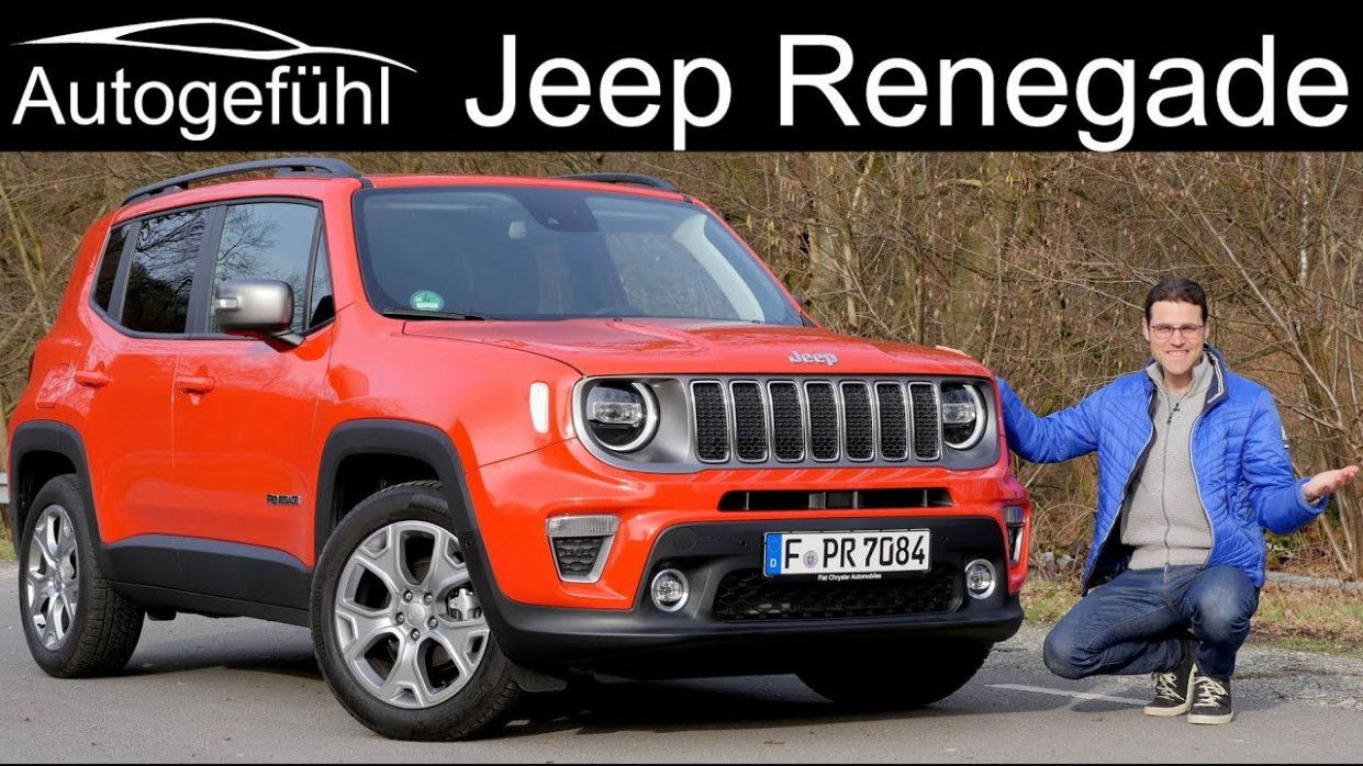 2021 Jeep Renegade Redesign in 2020 Jeep renegade, Jeep