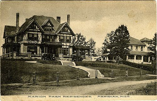 Poplar Springs Drive House: Then | From Marion Park residenc… | Flickr