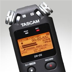 Tascam EVP Recorder with Live Listening | Haunted~Paranormal
