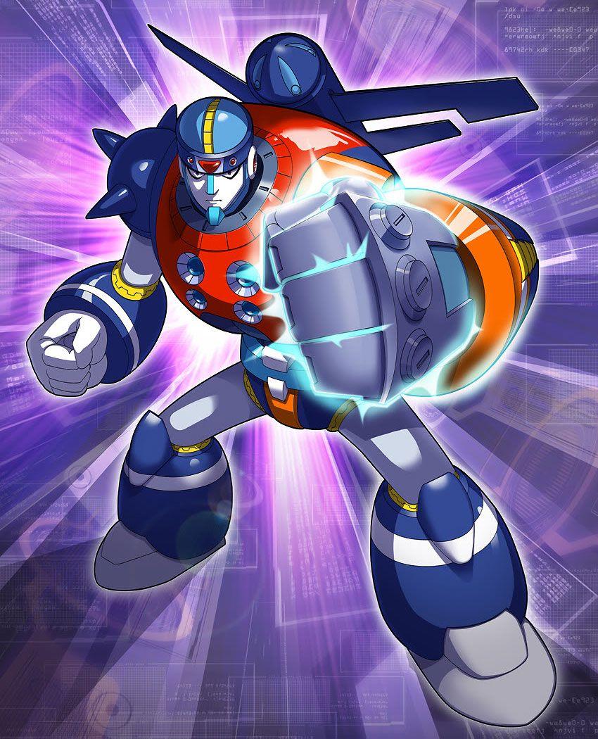 Mega Man Online – Geekpixie