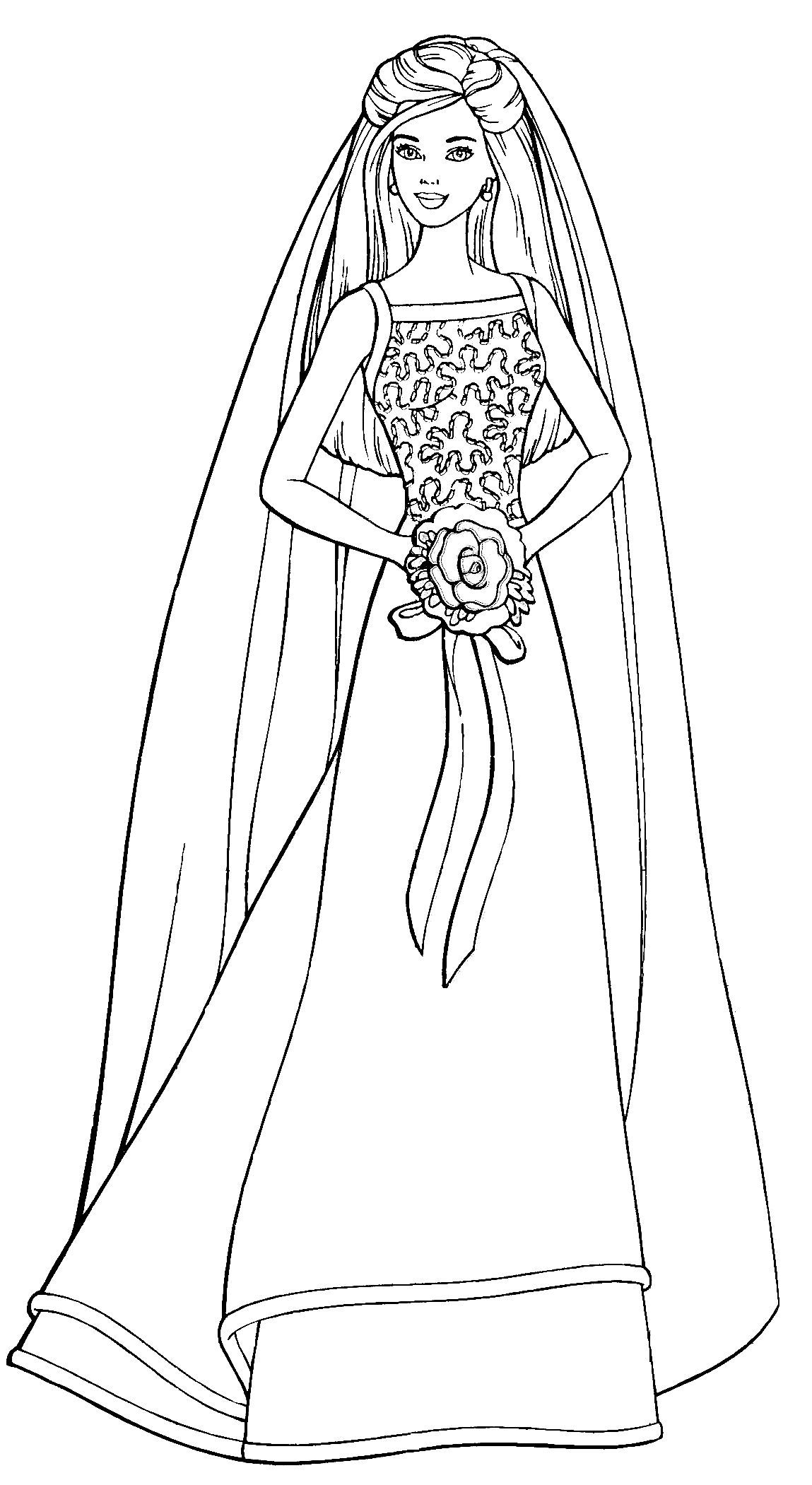 6 Girls Coloring Barbie Pin By Tsvetelina On Barbie Coloring Barbie Coloring Pages Barbie Coloring Disney Princess Coloring Pages