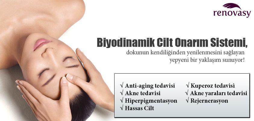 Photo of Renovasy Biodynamic Skin Repair System offers personalized …