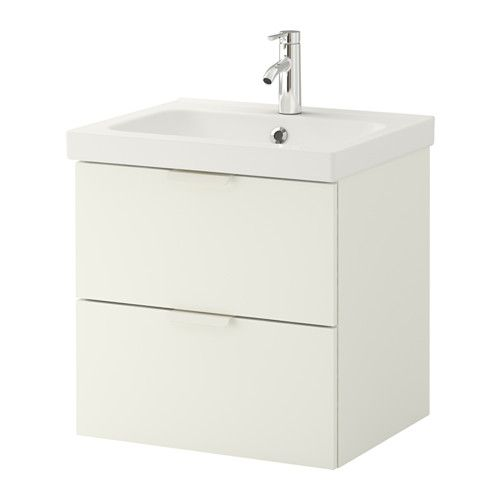 Captivating GODMORGON / ODENSVIK Sink Cabinet With 2 Drawers IKEA 10 Year Limited  Warranty. Read