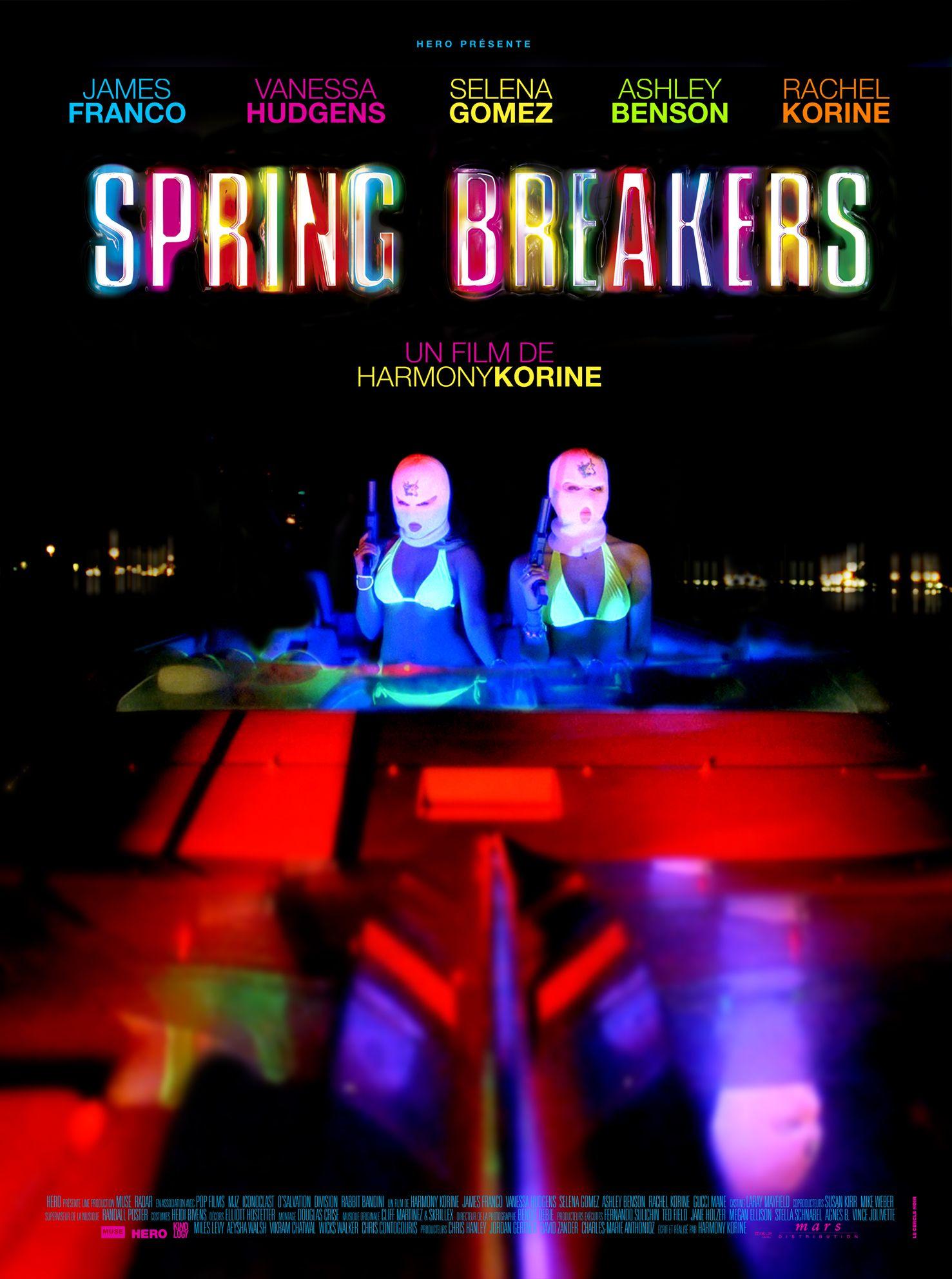Spring Breakers By Harmony Korine 2012 Spring Breakers Breakers Bad Girl Aesthetic