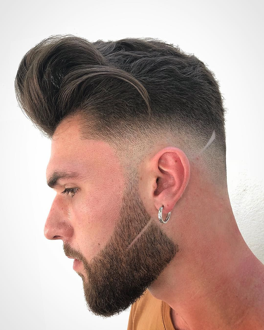 31 New Men S Hairstyles 2020 Update Beard Hairstyle Beard Styles For Men Short Hair With Beard