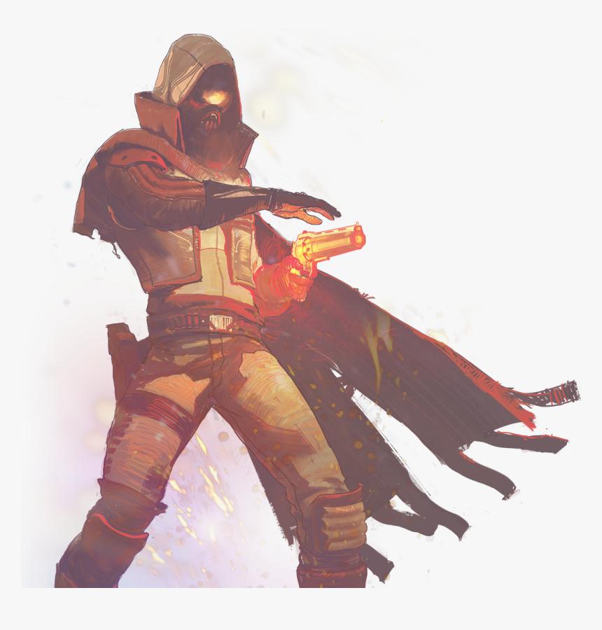 Destiny 2 Gunslinger Hd Png Download Is Free Transparent Png Image To Explore More Sim Concept Art Characters Fantasy Character Design Western Gunslinger Art